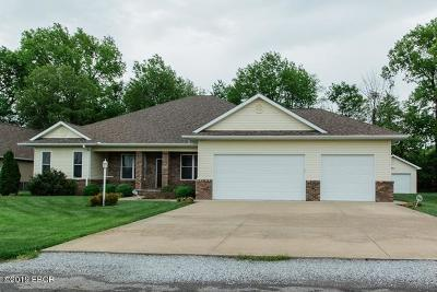 Carterville Single Family Home Active Contingent: 210 Excalibur Drive