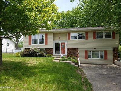 Mt. Vernon Single Family Home For Sale: 34 SW Crescent Drive