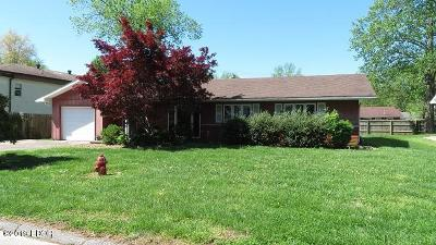Marion Single Family Home For Sale: 1422 Julianne Drive