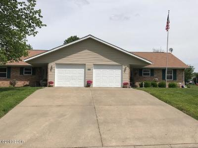Murphysboro Multi Family Home For Sale: 1108 Sandra Court