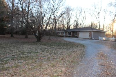 West Frankfort Single Family Home For Sale: 12206 Woody Road