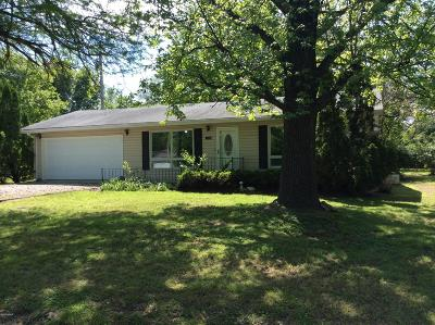 Mt. Vernon Single Family Home For Sale: 1905 S 15th Street