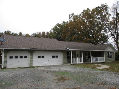 Benton Single Family Home For Sale: 11893 Forest Baptist Church Road