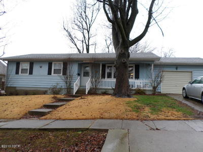 West Frankfort Single Family Home For Sale: 311 N Parkhill Street