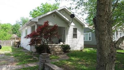 Marion Single Family Home For Sale: 611 S Virginia Avenue