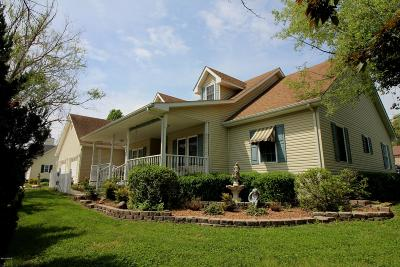 Mt. Vernon Single Family Home For Sale: 1 Warwic Lane