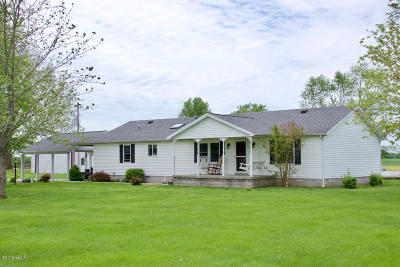 Murphysboro Single Family Home For Sale: 243 Johnson Road