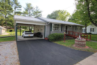 Saline County Single Family Home For Sale: 211 E Lincoln Street