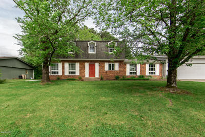 Carbondale Single Family Home Active Contingent: 103 S Rod Lane