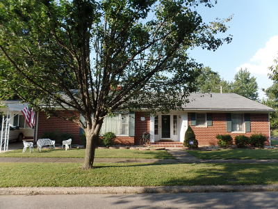 Harrisburg IL Single Family Home For Sale: $89,000