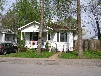 Carbondale Single Family Home For Sale: 519 N Michaels Street