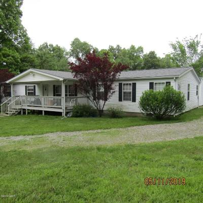 Marion Single Family Home For Sale: 11377 Husband Road