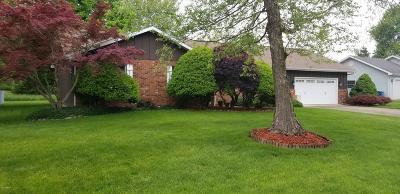 Mt. Vernon Single Family Home Active Contingent: 1215 Plum Avenue