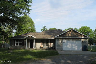 Carterville Single Family Home Active Contingent: 918 Whitecotton Drive