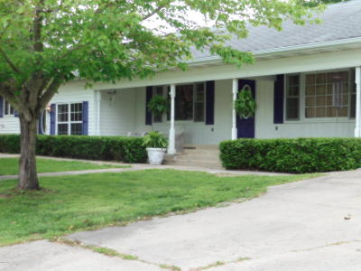 Anna Single Family Home For Sale: 148 Front Street