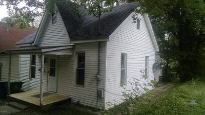 Anna Single Family Home For Sale: 408 N Main
