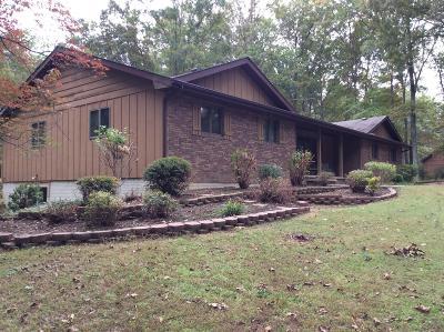 Mt. Vernon Single Family Home For Sale: 15812 N McCauley Lane