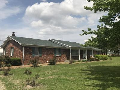 Massac County Single Family Home For Sale: 6963 Unionville Road