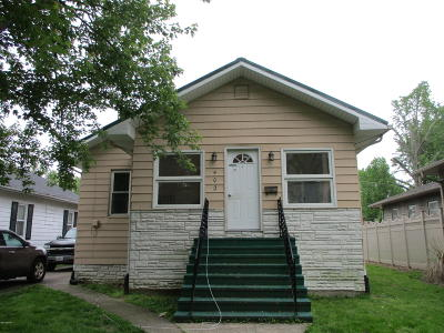Benton Single Family Home For Sale: 402 W Reed Street