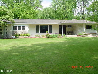 Murphysboro Single Family Home For Sale: 14003 Hwy 149