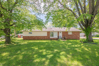 Hamilton County Single Family Home Active Contingent: 309 W Meadow Acres