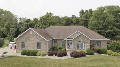 Murphysboro Single Family Home For Sale: 318 Majestic Oak Drive
