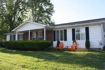 Marion IL Multi Family Home For Sale: $124,900