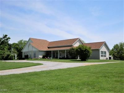 Murphysboro IL Single Family Home For Sale: $241,383