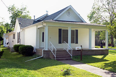 Massac County Single Family Home For Sale: 318 W 12th Street