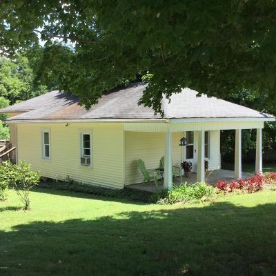 Alto Pass Single Family Home For Sale: 2260 Milligan Hill Road