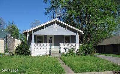 Murphysboro Single Family Home Active Contingent: 718 N 23rd Street