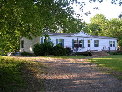 Marion IL Single Family Home For Sale: $144,950