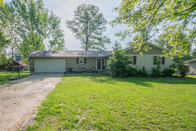 Mt. Vernon Single Family Home For Sale: 1004 Blueberry Hill Avenue