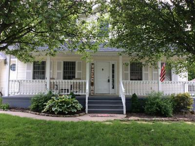Mt. Vernon Single Family Home For Sale: 9 Hunters Ridge Drive