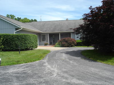 Carbondale Single Family Home For Sale: 126 Country Trace Road