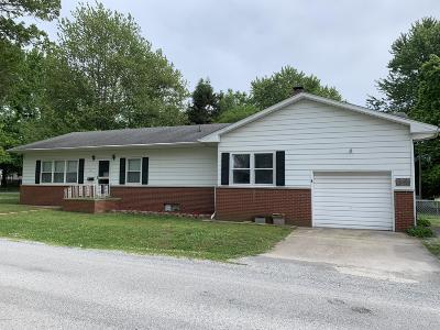 Herrin Single Family Home For Sale: 1101 S 13th Street