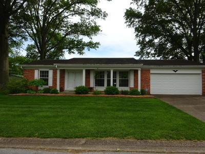 Harrisburg IL Single Family Home For Sale: $139,000