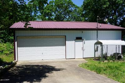 Goreville Single Family Home For Sale: 357 Timberwolf Drive