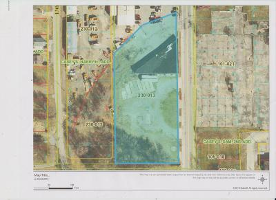 Mt. Vernon Residential Lots & Land For Sale: 417 S 12th Street