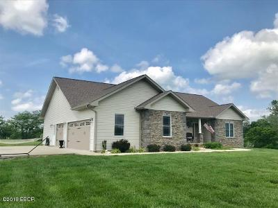 Murphysboro Single Family Home Active Contingent: 725 Orchard Hill Road