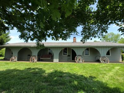 Creal Springs Single Family Home For Sale: 791 Route 166