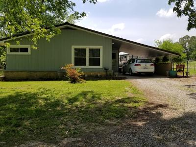 Hardin County Single Family Home For Sale: 2127 Route 34