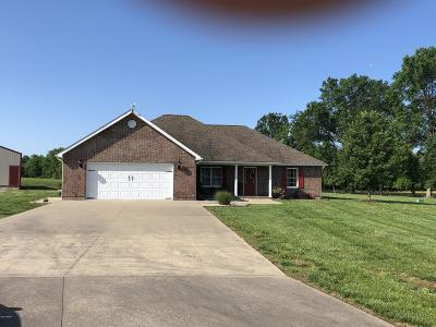 Marion Single Family Home Active Contingent: 6432 Arbuckle Lane