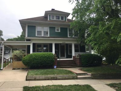 Murphysboro Single Family Home For Sale: 1915 Edith St