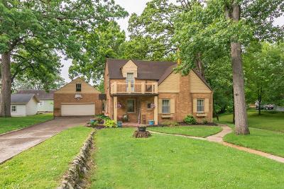 Mt. Vernon Single Family Home For Sale: 1803 Isabella Avenue