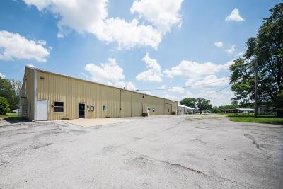 Hamilton County Commercial For Sale: 1020 E Randolph Street
