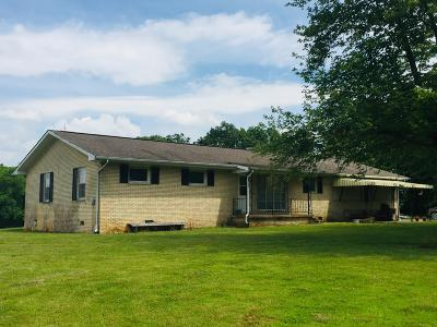 Hamilton County Single Family Home Active Contingent: 15822 State Route 242