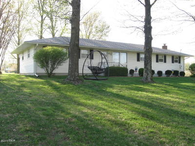 Goreville Single Family Home For Sale: 500 S Fly Avenue
