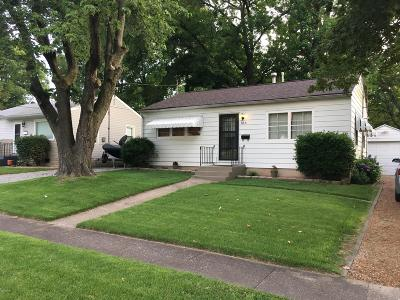Carbondale Single Family Home For Sale: 516 N Davis