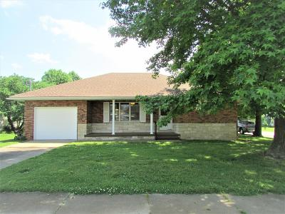 Marion Single Family Home For Sale: 801 E Boulevard Street
